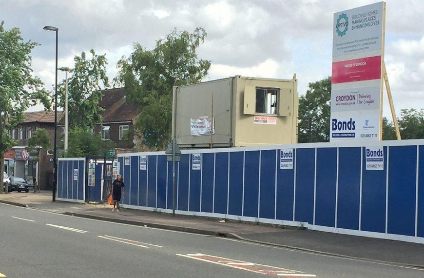 Limpsfield Road, Croydon